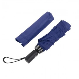 Folding Travel Umbrella Automatic Lightweight Compact Portable Windproof Rain Umbrellas for Men