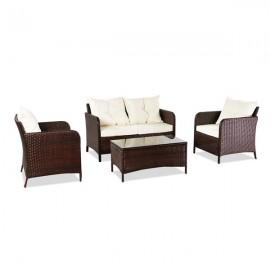 Oshion Outdoor Leisure Sofa Combination Four-Piece..